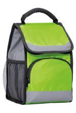 BG116 Lunch cooler in lime green