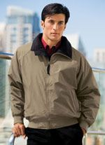 Men's Challenger jacket in khaki