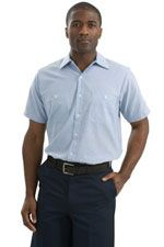 CS20 Short sleeve industrial work wear shirt