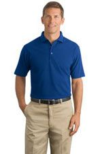 CS402 Men's industrial work polo in royal