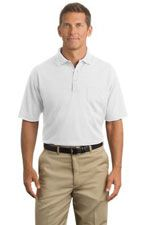 CS402P Men's work polo with a pocket