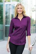 Ladies three quarter length shirts