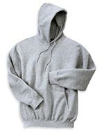 12500 Hooded blend sweatshirt in ash