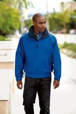TLJP54 Tall Competitor jacket in royal
