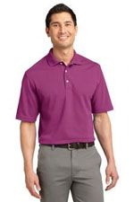 K455 Men's Rapid Dry polo in berry
