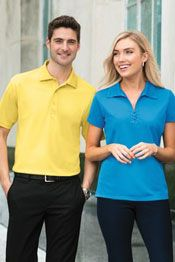K527 and L527 Polos for men and women