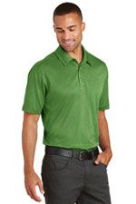 Men's K576 heathered performance polo