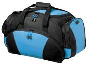BG91 Metro duffel bag in aqua