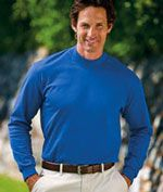 Value mock turtleneck inroyal blue