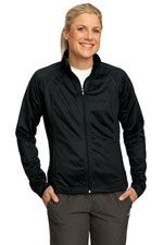 LST90 Ladies tricot track jacket