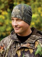 Custom embroidered Mossy Oak apparel