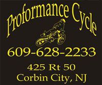Proformance Cycle screen printed design