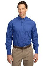 Men's lightweight easy care shirt