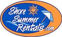 Shore Summer Rentals screen printed design