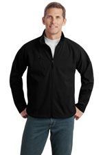 TLJ705 Textured soft shell jacket