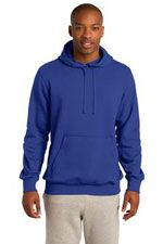 Tall sized hoodie in royal